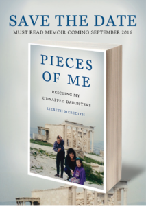 Upcoming Events for Pieces of Me