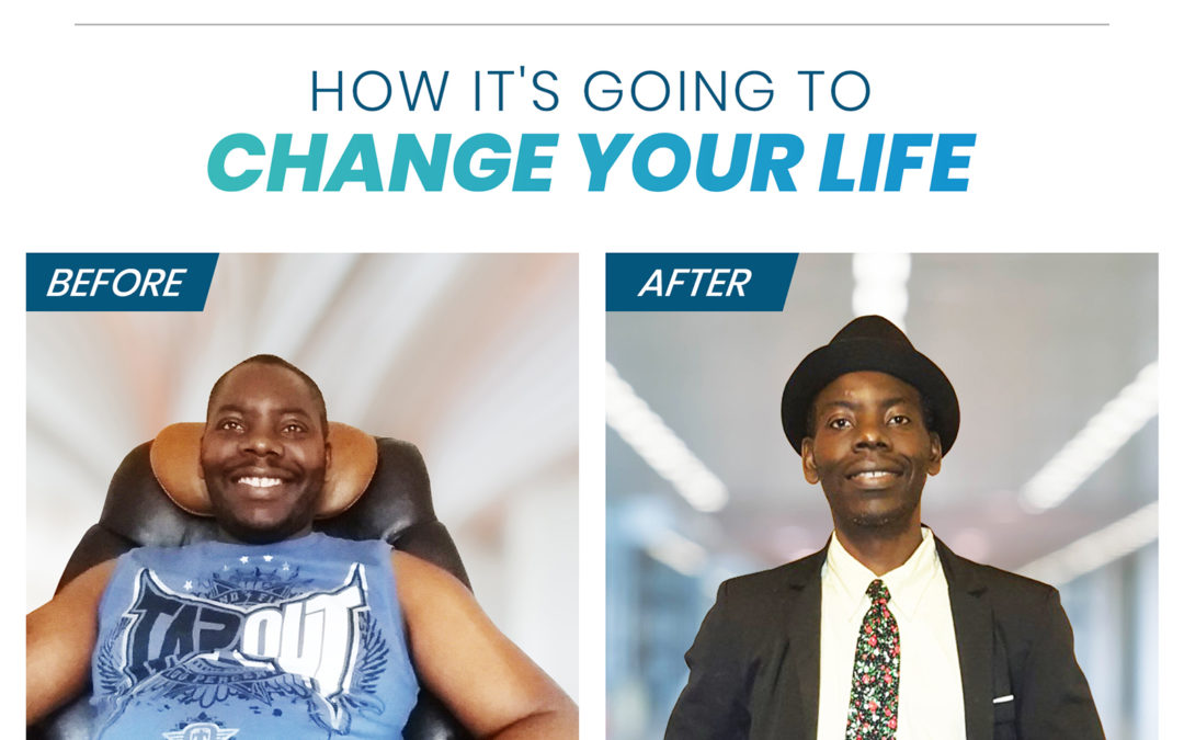 Episode 19: When Author Olivier Mankondo Renovated His Diet to Pursue Health, He Lost a Lot More than Weight/How He Navigated the Pressure to Stay Heavy from Some Family and Friends