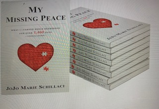 Episode 18: Her Book Cover Says it All/Author of My Missing Peace Author JoJo Marie